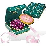 VAHDAM, Signature Private Reserve - Set regalo Caddy singolo   Tè alla rosa   Tè preferito di OPRAH 2019 - Ingredienti naturali al 100%   I migliori regali di compleanno per donna