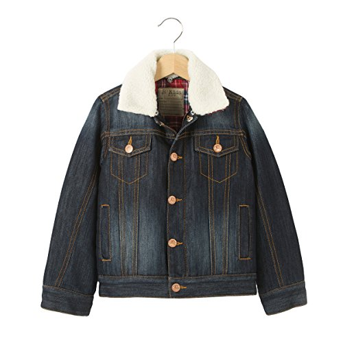 La redoute collections bambino giacca in denim foderato da 3 a 12 anni 138