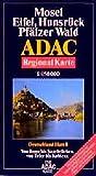 ADAC Karte, Mosel, Eifel, Hunsrück, Pfälzer Wald -