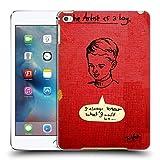 Head Case Designs Offizielle LouiJoverArt Der Künstler Als EIN Junge Lebhafte Farben Ruckseite Hülle für iPad Mini 4