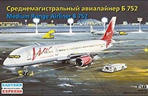 ark-modeles-ee14428-echelle-1-144-airliner-vim-de-transport-boeing-757-200-american-airlines-modele-