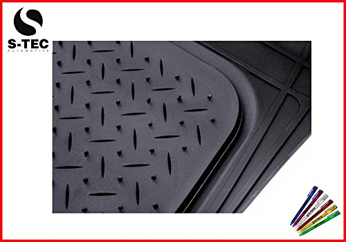cadillac-sts-s-tech-rubber-boot-liner-heavy-duty-trunk-mat-protector-luxury-washable-trimmable-free-