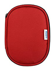 Saco Shock Proof External Hard disk Protector for WD My Passport X 2TB Gaming Portable Hard Drive