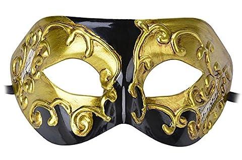 Kapmore Masque Carnaval Vénitien Mascarade Masque Mardi Gras Masque Vintage
