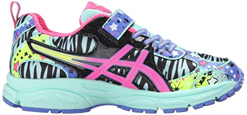 Asics Pre Turbo PS GOi Synthétique Chaussure de Course Mint-Pink Grow-Black