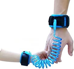 Secro Child Safety Harness Strap Rope - Blue