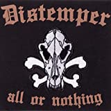 Songtexte von Distemper - All or Nothing