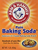 Arm and Hammer Baking Soda Natron 454g