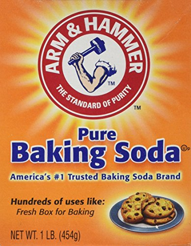 Arm and Hammer Baking Soda 454g  (Arm and Hammer Backpulver 454g)