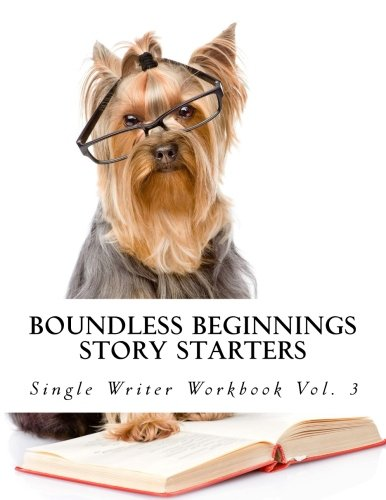 Story Starters: Single Writer Workbook (Boundless Beginnings, Band 3)