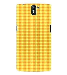Fuson 3D Printed Pattern Designer Back Case Cover for OnePlus One - D1018