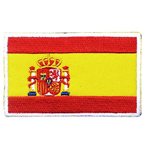Klett Militär Aufkleber Abzeichen Klettbänder für Rucksäcke ()