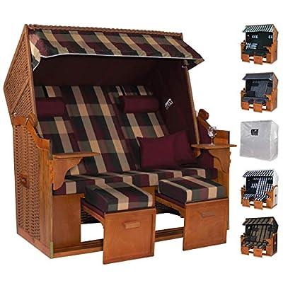 Möbelcreative Strandkorb Ostsee ROYAL XXL 150cm BBL von Möbelcreative - Gartenmöbel von Du und Dein Garten