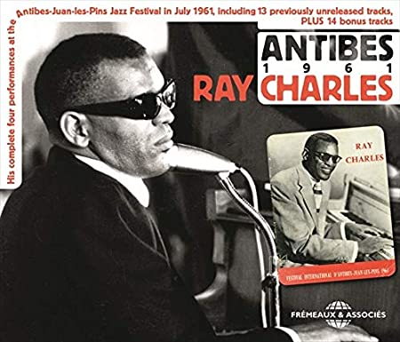 In Antibes 1961,(4cd)