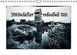 Mittelalter reloaded Vintage-Edition (Wandkalender 2019 DIN A4 quer): Portraits von Rittern, Gewandeten und alten Burgen (Monatskalender, 14 Seiten ) (CALVENDO Hobbys) - Charlie Dombrow