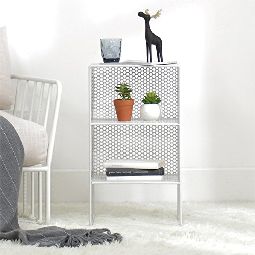 XIAOLIN Wohnzimmer-Lagerregal Stehendes Bücherregal Moderne minimalistische...