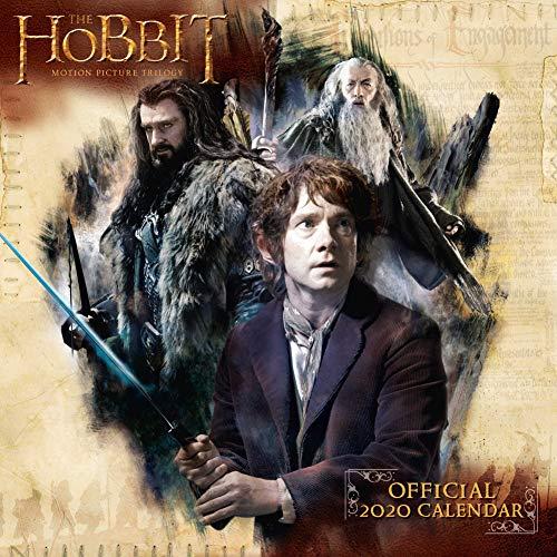1art1 El Hobbit - Calendario Oficial 2020 Póster