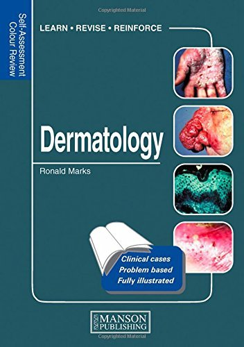 Dermatology: Self-Assessment Colour Review by Ronald Marks (31-Jul-2012) Paperback