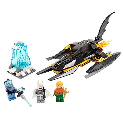 76000 SUPER HEROES® Arctic Batman[TM] vs. Mr. Freeze[TM]: Aq (Lego Arctic Batman)