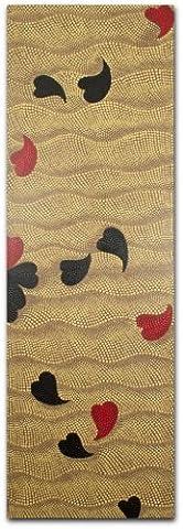 Peinture Aborigene - Aborigène de peinture d'Art abstrait Unique encadrée
