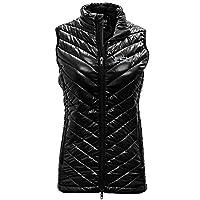 Levelwear LEY9R NCAA Women's Insignia Sphere Vest Large black