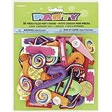 Unique Party - 87100 - Paquet de 36 Cadeaux de Fête Charge du Pinata