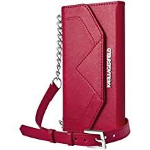 Karl Lagerfeld KARL0041 Housse pour iPhone 6 Classic Rouge
