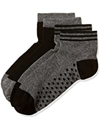 Hanes Women's Socks (Pack of 2) (V304-615-P2_Assorted_Free Size)