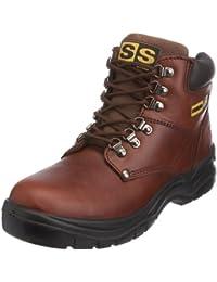 Sterling Safetywear Ss807sm Size 10, Bottes de sécurité Homme