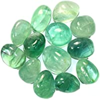 budawi® - Fluorit grün Trommelstein Heilstein Ø ca. 20 - 25 mm, Regenbogen Fluorit getrommelt preisvergleich bei billige-tabletten.eu