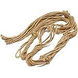 Cuerda de Yute para Maceta Colgante de Plantas Percha Soporte