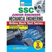Kiran Prakashan SSC Junior Engineer Mechanical Engineering Online Mock Test Series (Total 5 Test Series) (Email Delivery in 2 Hours - No CD)