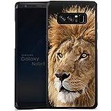 Samsung Galaxy Note 8 Hülle Case Handyhülle Lion King Löwe Raubkatze