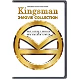 Kingsman 2 Movies Collection - The Secret Service + The Golden Circle