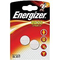 ENERGIZER Blister pack de 2 Piles Lithium CR 2032 3V