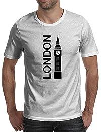 New Womens London Big Ben Clock Exclusive Quality T-shirt for Women