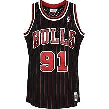 Mitchell   Ness Swingman Chicago Bulls Rodman Camiseta sin Mangas b7c75c0154e