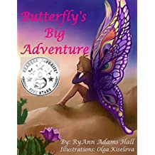 Children's book: Butterfly's Big Adventure (English Edition)
