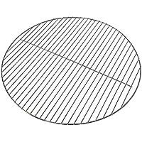 Kenley parrilla Cromado alambre de acero para carbón vegetal Barbacoa Parrilla de gas–Redondo–Diámetro 54.5cm