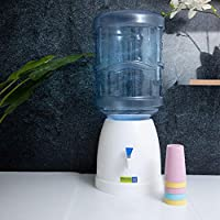 Royalford RF8427 Water Dispenser - Portable Drinks Beverage Serving Dispenser Tap Juice Water Carrier | Water Tank and Tap for Home Gatherings School Office | Ideal for 15 & 19L Refill Bottles