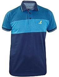 Hommes Kangol Finkel Polo T-Shirts