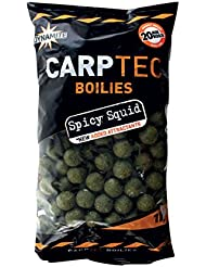 Dynamite Baits Carp Tec Spicy Squid 15mm