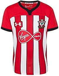 Under Armour Kids 191480586426 Southampton FC - Camiseta réplica para el hogar, Color Rojo (602), tamaño Grande