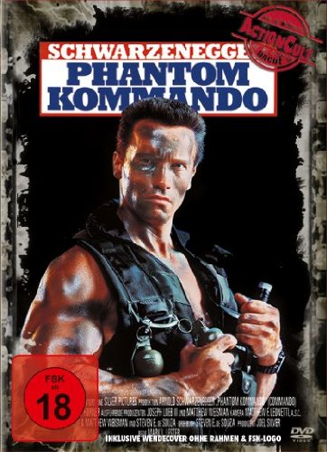 Bild von Phantom Kommando (Action Cult, Uncut) [Director's Cut]
