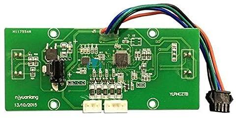 MAXFIND Sensor Pad Male Plug pour deux roulettes à équilibrage automatique Scooter Hoverboard Parts 1 pièce