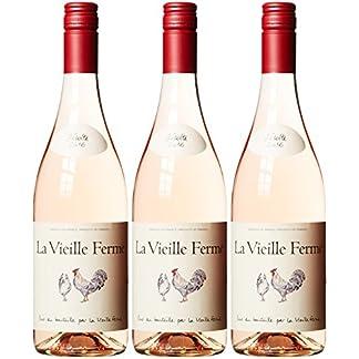 Famille-Perrin-La-Vieille-Ferme-Vin-De-France-Ros-Cinsaut-Trocken-3-x-075-l