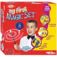 POOF-Slinky 0C486BL Ideal My First Magic Set with Instructional DVD, Child, Play, Newborn, Game, Toy