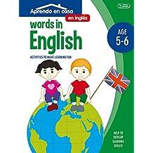 APRENDO EN CASA INGLÉS (5-6 AÑOS): Aprendo En Casa. Palabras en Inglés. 5 - 6 Años: 4