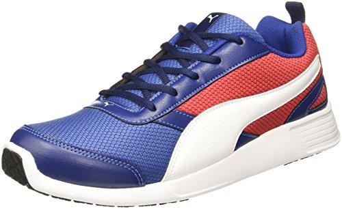 Puma Men's Fettle Mesh Blue-Toreador Running Shoes - 4 UK/India (37 EU) (36612003)