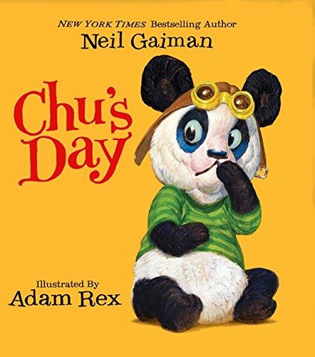 Chu's Day Board Book por Neil Gaiman